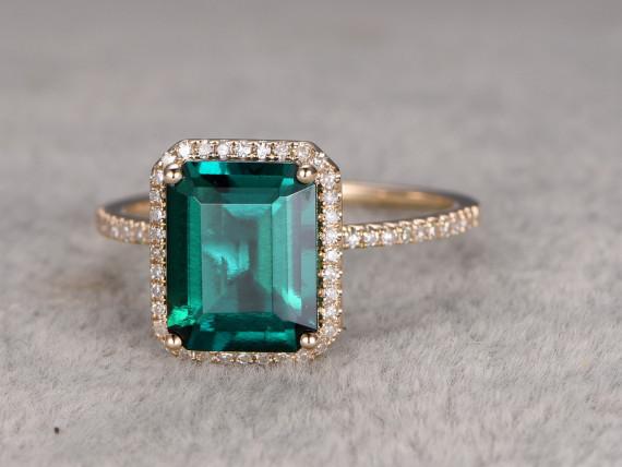 26-carat-emerald-diamond-engagement-ring-yellow-gold-halo-promise-ring-big-stone-14k-18k