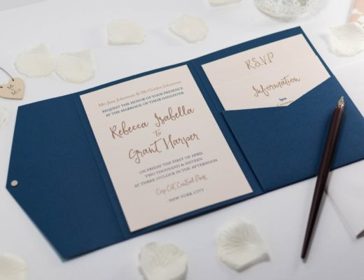 11 On-Trend Ideas For Wedding Invites You'll Love