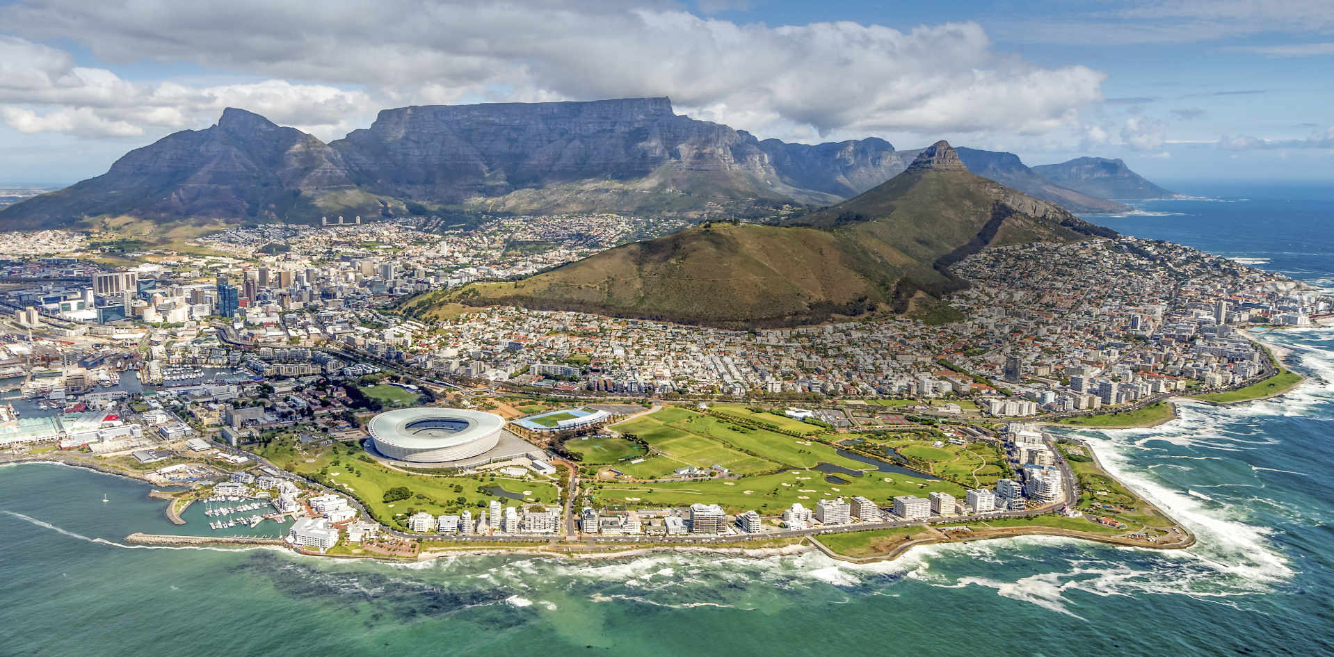 Planning a South African wedding